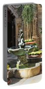 Chapel Court Yard Portable Battery Charger