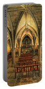 Chapel In Dordogne France Portable Battery Charger