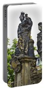 Charles Bridge - Prague Portable Battery Charger