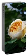 Charles Darwin Rose Portable Battery Charger