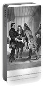 Charles Xii And Stanislas I Portable Battery Charger