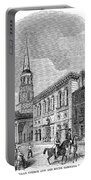 Charleston, 1857 Portable Battery Charger