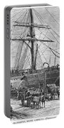 Charleston: Cotton Ship Portable Battery Charger