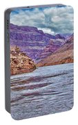 Charting The  Mighty Colorado River Portable Battery Charger