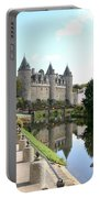 Chateau De Josselin Portable Battery Charger