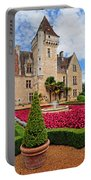 Chateau Des Milandes Portable Battery Charger