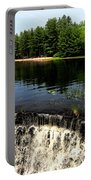 Chatfield Hollow Pond Portable Battery Charger