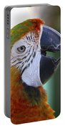 Chatty Macaw Portable Battery Charger