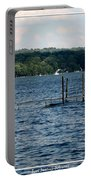 Chautauqua Lake  Portable Battery Charger