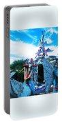 Chauvin La Sculpture Garden Portable Battery Charger