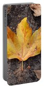 Cheerio Leaf Portable Battery Charger