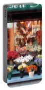 Chelsea Flower Shop Portable Battery Charger