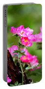 Cherokee Rose Card - Flower Portable Battery Charger
