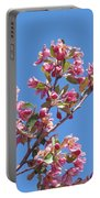 Cherry Blossom Branch Portable Battery Charger