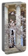 Cherry Blossoms Washington Dc 1 Portable Battery Charger