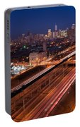 Chicago Illumina Portable Battery Charger