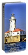 Chicago Lighthouse Portable Battery Charger