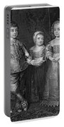 Children Of Charles I Portable Battery Charger