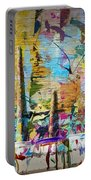 Child's Painting Easel Portable Battery Charger