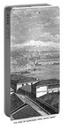 Chile: Valparaiso, 1865 Portable Battery Charger