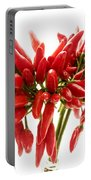 Chili Peppers Portable Battery Charger