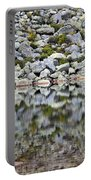 Chimney Pond Reflections Portable Battery Charger