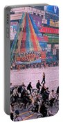China Chengdu Morning Portable Battery Charger by First Star Art