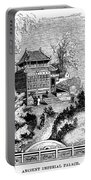 China: Imperial Palace Portable Battery Charger