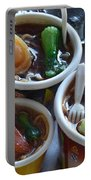 Chinese Food Miniatures 1 Portable Battery Charger