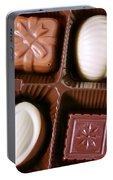 Chocolates Closeup Portable Battery Charger