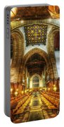 Choir Section Vertorama Portable Battery Charger