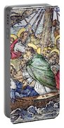 Christ And Apostles Portable Battery Charger