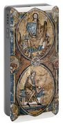 Christ And David Portable Battery Charger