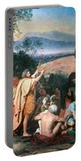 Christ Appears Portable Battery Charger