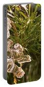 Christmas Crystal Angel 1 B Portable Battery Charger