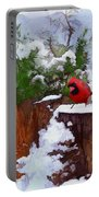 Christmas Guest Portable Battery Charger