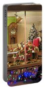 Christmas In Rochester Portable Battery Charger