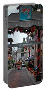 Christmas On Aviles Street Portable Battery Charger