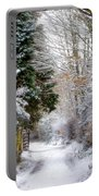 Christmas On The Chase Portable Battery Charger