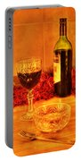 Christmas Poster Portable Battery Charger