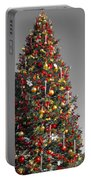 Christmas Tree At Pier 39 Portable Battery Charger