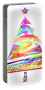 Christmas Tree Design Portable Battery Charger