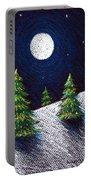 Christmas Trees II Portable Battery Charger