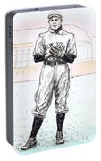 Christy Mathewson Portable Battery Charger