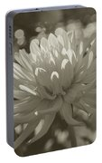 Chrysanthemum In Bloom Portable Battery Charger