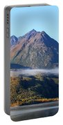 Chugach Mountains Portable Battery Charger