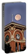 Church Bell Tower Portable Battery Charger