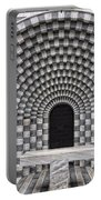 Church Chapel Made In Stone Portable Battery Charger
