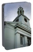 Church In Perspective Portable Battery Charger
