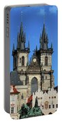Church Of Our Lady Before Tyn Portable Battery Charger